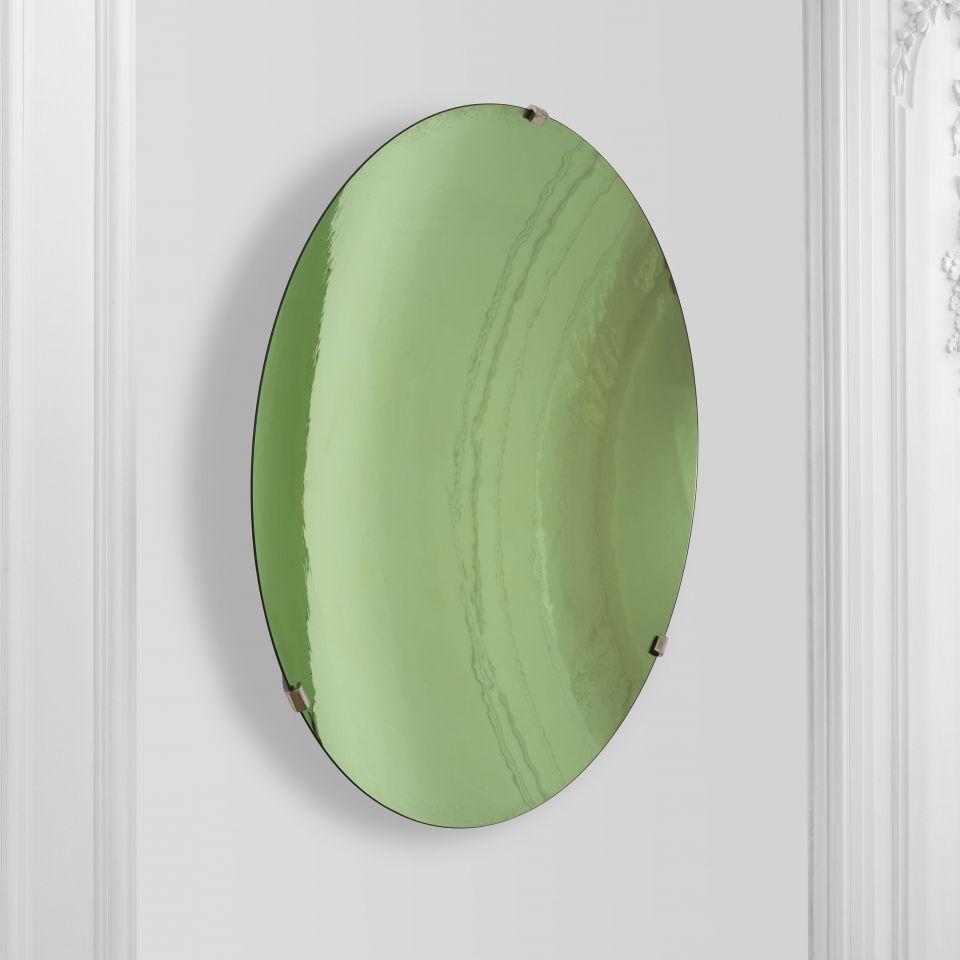 Decoración de pared Laguna S de Eichholtz tonos verdes